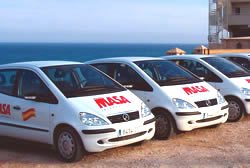 MASA International Cars